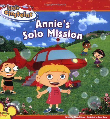 Little Einsteins Annie Solo Mission S Image Mag