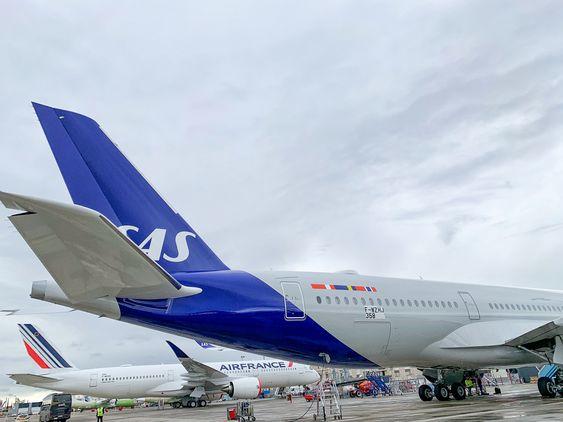Sas Aircraft 359 Di 2020