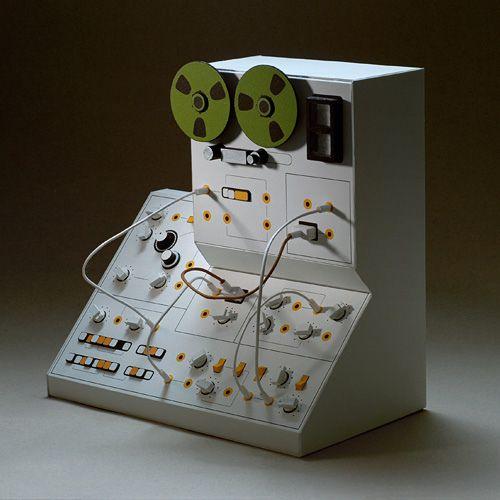 paper electronics © Dan McPharlin