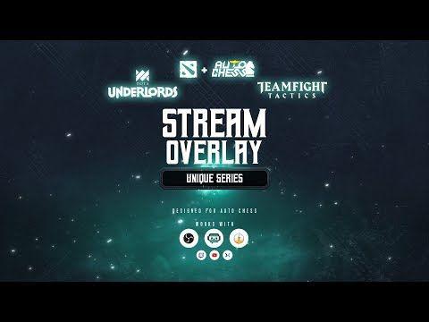 Pin Di League Of Legends Stream Overlay