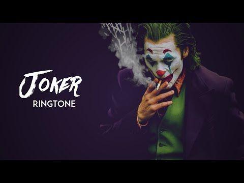 Top 5 Joker Ringtone Joker Bgm Instrumental Ringtone Youtube In 2020 Joker Joker Poster Instruments
