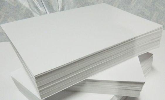 Papel Couche Branco 115g A4 250folhas