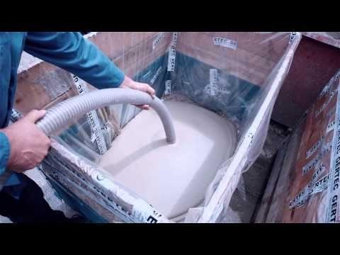 Gertec Foamed Concrete Clc Technology Cellular Concrete