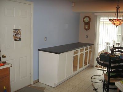 The o 39 jays awesome and old cabinets on pinterest - Recycle old kitchen cabinets ...