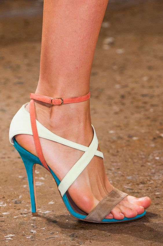 Sophie Theallet at New York Spring 2015 (Details)