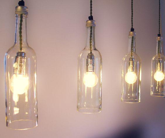 het idee voor deze lampen broeide al een tijdje als je dan na heel veel mislukkingen en wijn. Black Bedroom Furniture Sets. Home Design Ideas