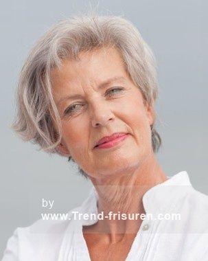 FÄLLIGES WEB COLLECTION Grau Medium weiblich Frauen Gerade Frisuren hairstyles