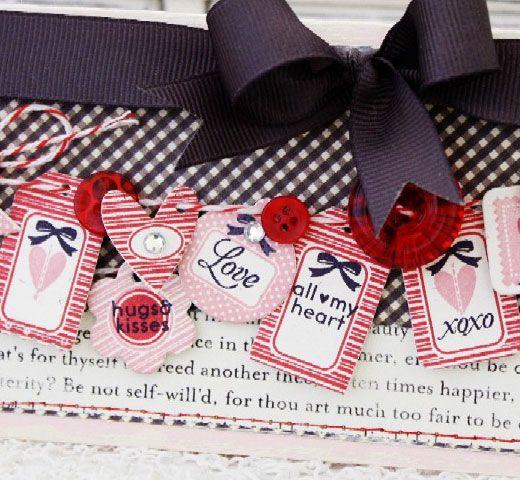 Homemade Valentine Gifts Countdown Calendar Check Valentines Day