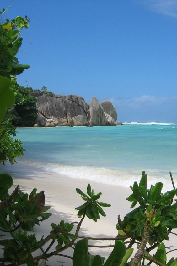 World's best beaches - Grande Anse Beach, La Digue Island, Seychelles: