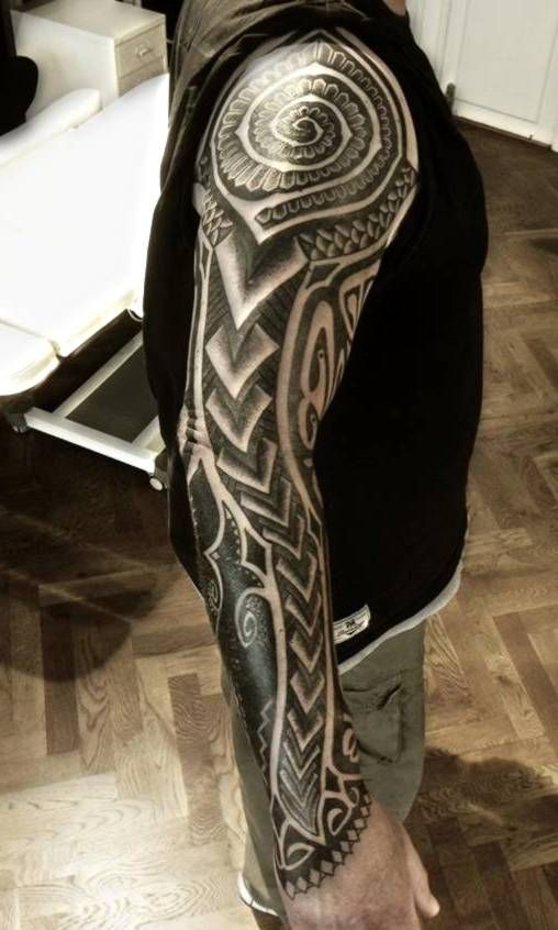 amazing #tattoo on arm