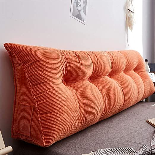pillows bed wedge pillow cushions on sofa