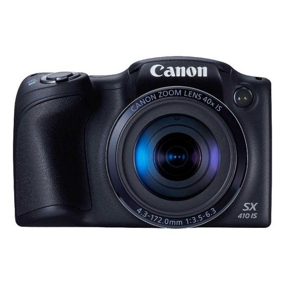 Canon Digitalni fotoaparat Powershot SX410IS BLACK