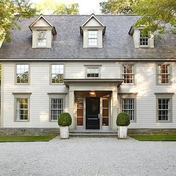 Colonial Revival Home, Traditional, home exterior, Paul Davis New York |  Home crushes | Pinterest | Colonial, Traditional and House