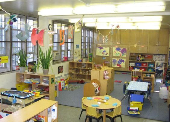 Centers For Pre Kindergarten Classrooms Campus