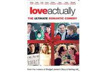 Love Actually is such a feel good movie. Well anything with Colin Firth in it is great