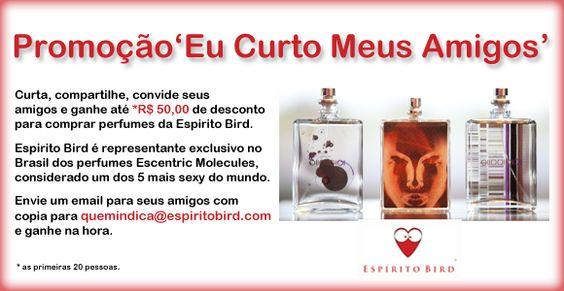 ESPIRITO BIRD. Apresentando Perfumes Exclusivos, Produtos de Luxo Exclusivos e Style para a América Latina