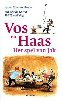 Vos en Haas - Het spel van jak - Sylvia Vanden Heede