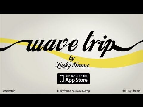 Wave Trip: A musical iOS game inspired by traditional MIDI sequencers