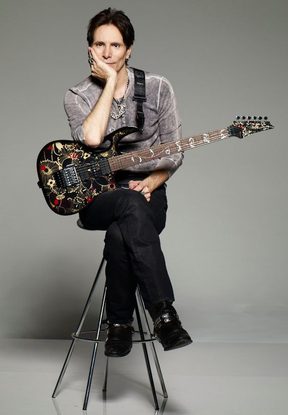Interview With Steve Vai - The Story Of Light - Guitar-Muse.com