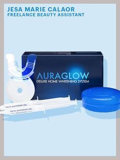 Aura Glow Deluxe Home Whitening System | allure.com