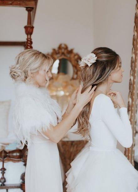 54+ super ideas for wedding winter dress bridesmaid maids