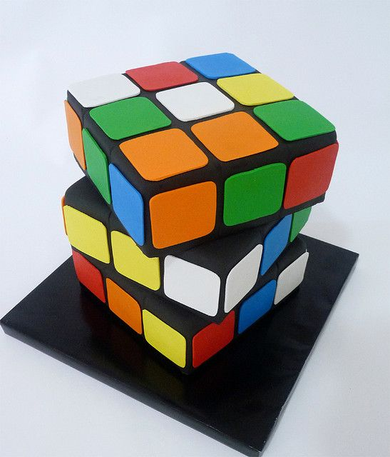 graduation speech rubix cube