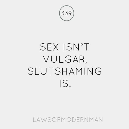 Slut-shaming is defined as putting down or thinking badly about people (especially women) based on their expression of their sexuality. And it's bad news.