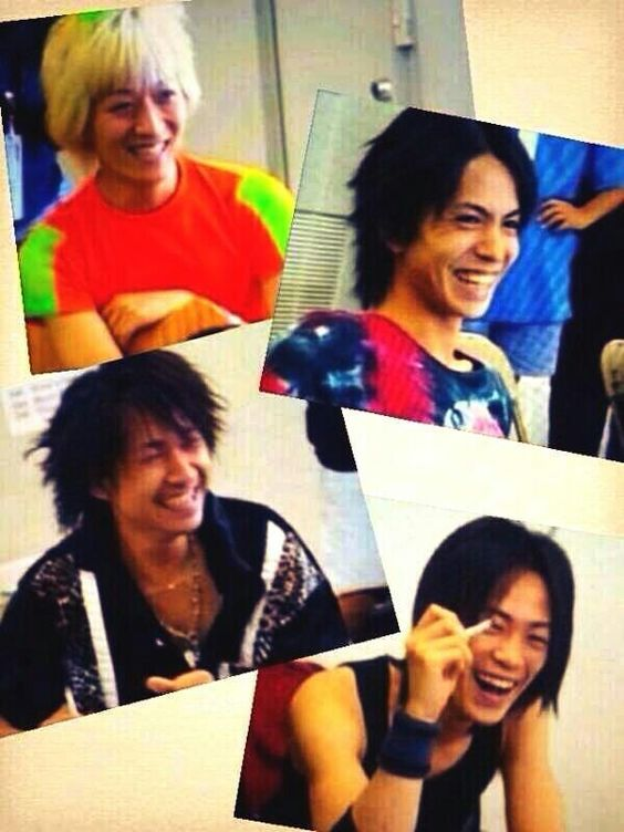笑顔L'Arc〜en〜Ciel
