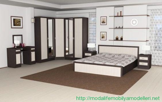 гарнитур для спальни с угловым шкафом фото