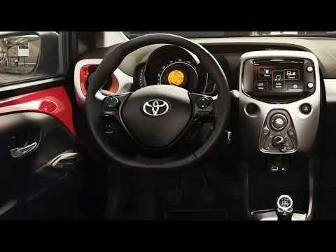 2019 Toyota Aygo New 2019 Toyota Aygo X Shift Toyota Aygo Toyota