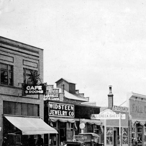 American Falls, Idaho (Old Town) :: Idaho History Catalog and Repository Project