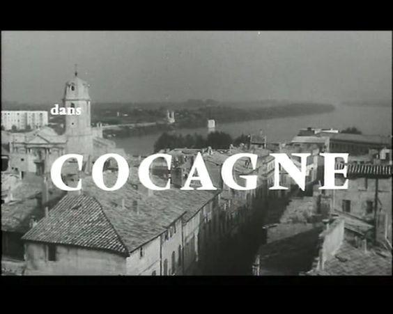 COCAGNE  de M.Cloche avec Fernandel.1961. VF