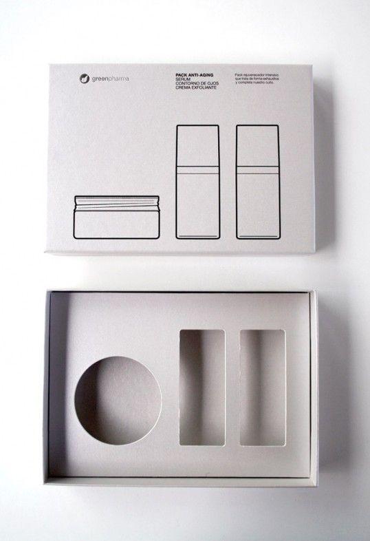Greenpharma : designed by Grupo Habermas Comunicacion : Spain : Anti Aging Skincare