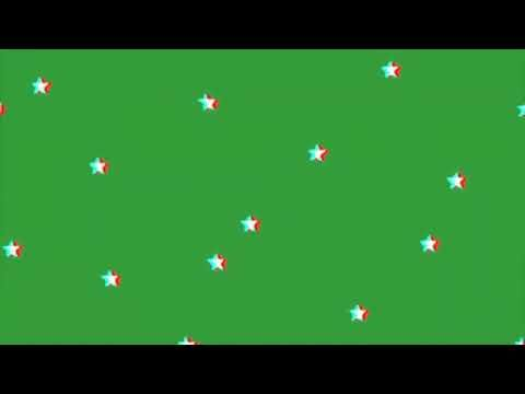 Green Screen Stars Glitch Aesthetic Overlays For Four Videos 2020 No Copyright Youtube Ideias Para Videos Do Youtube Logotipo Do Youtube Edicao De Video