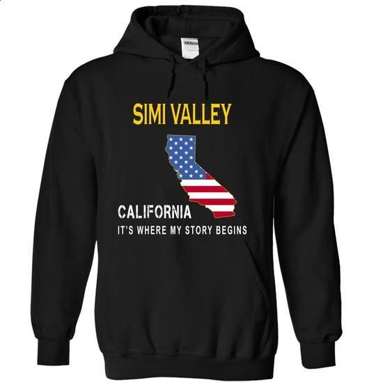 SIMI VALLEY - Its Where My Story Begins - #formal shirt #sweater blanket. PURCHASE NOW => https://www.sunfrog.com/States/SIMI-VALLEY--Its-Where-My-Story-Begins-gfbvn-Black-14934389-Hoodie.html?68278