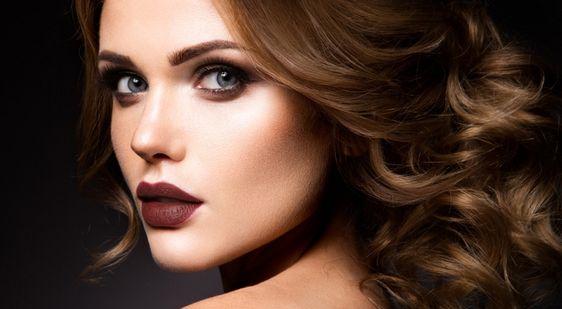 Cómo usar correctamente el labial marrón - http://www.bezzia.com/como-usar-correctamente-el-labial-marron/
