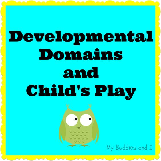 Learning domain and child development