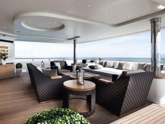 yacht interior design | interior design: boats | pinterest, Innenarchitektur ideen
