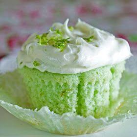 Luscious Food Recipes For The Soul: Key Lime Cupcake Recipe