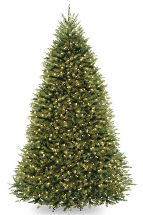 Artificial Christmas Trees That Ll Save You A Ton Of Stress This Season Best Artificial Christmas Trees Artificial Christmas Tree Fir Christmas Tree