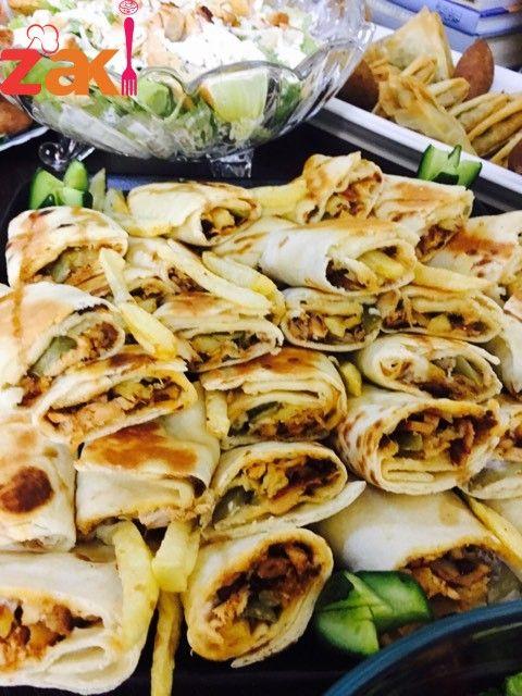 طريقة الشاورما السورية مع سر الطعمة الحقيقية للشاورما زاكي Cooking Food Chicken Shawarma