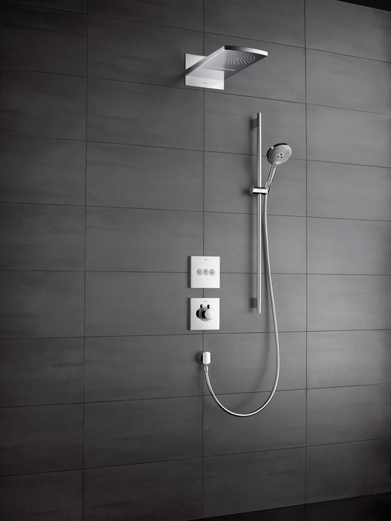Odkryj więcej przyjemności pod prysznicem z Select - Myhome