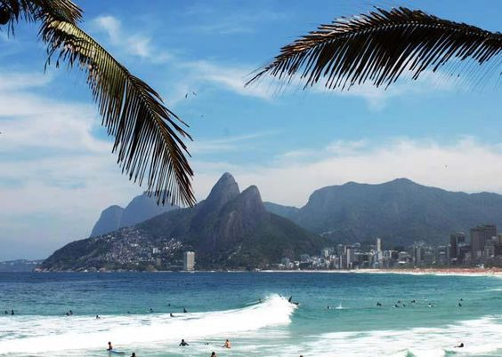 Arpoador - Rio de Janeiro - por Roberto Machado Alves