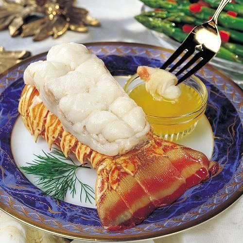how to cook lobster tails in water