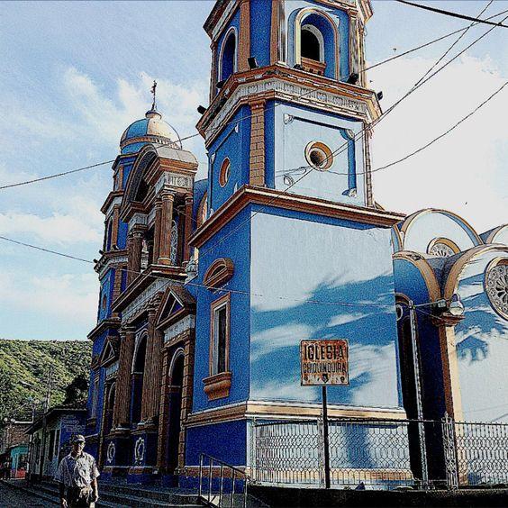 Iglesia de Lobatera en Tachira - Venezuela