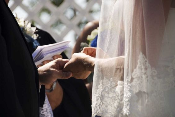 exchanging vows wedding poems