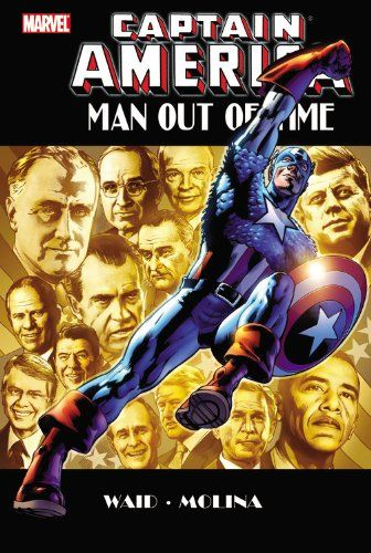 Captain America: Man Out of Time by Mark Waid