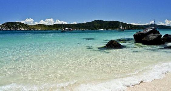 8 praias no Brasil com água tão azul que mais parecem o Caribe - Guia da Semana