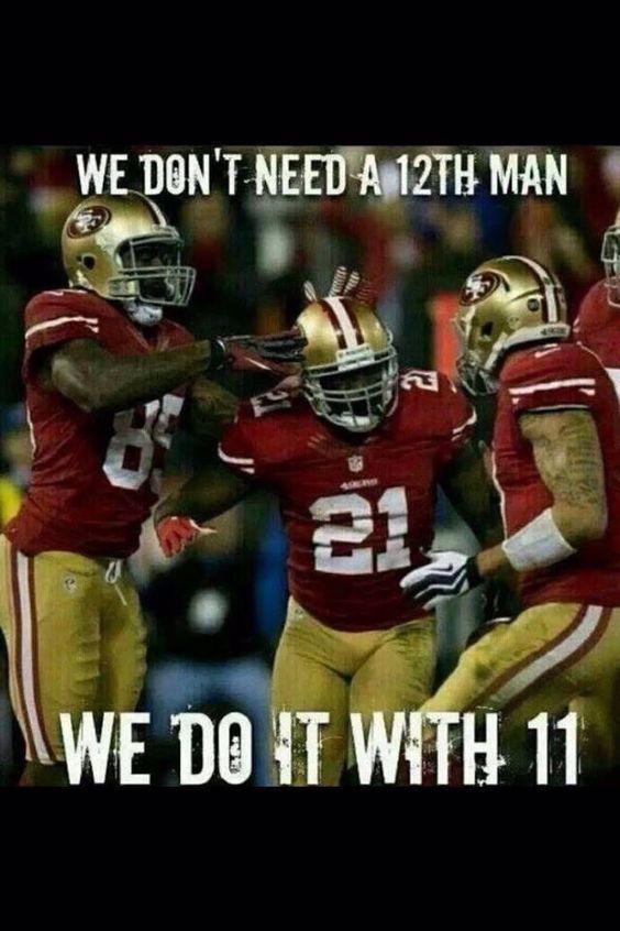 49ers Meme 21 49ers Memes For The True Fan Motivator Quotes 49ers Memes San Francisco 49ers Football 49ers