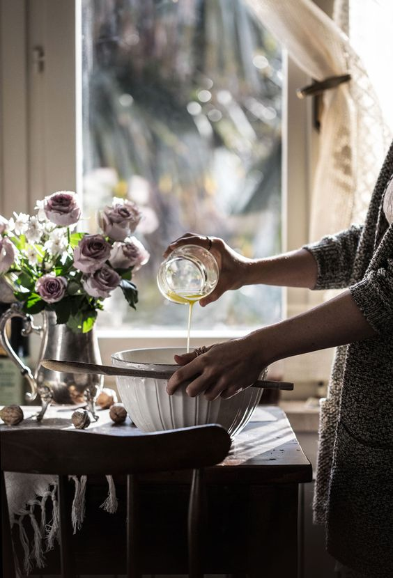 Valeria Necchio's Orange Ricotta Spelt Cake | Hortus Natural Cooking: